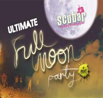 ULTIMATE Full Moon Party