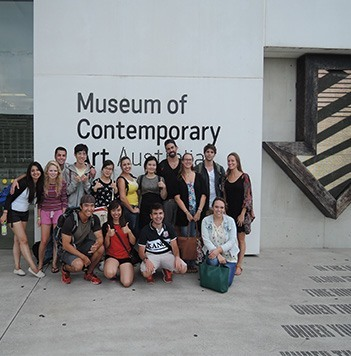 Excursion to the MCA