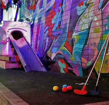 Mini-Golf Party