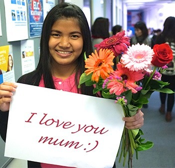 Mother's Day at ELC