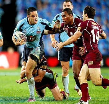 NRL Game Leichhardt