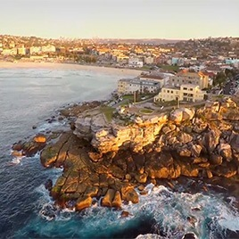 Spectacular drone footage of Sydney!