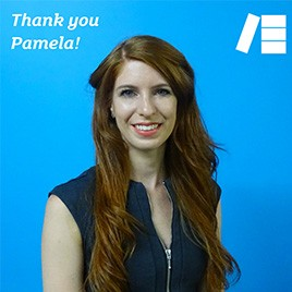 Farewell to Pamela