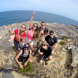 Royal National Park adventure!