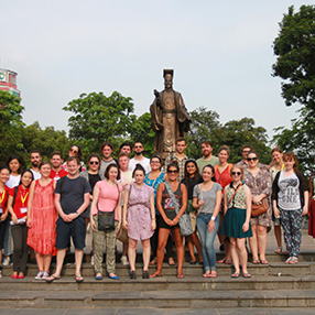 ELC Teaching Internships Vietnam August 2015